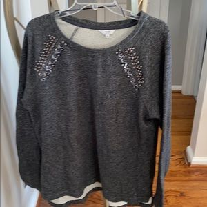 Classy long sleeve pullover